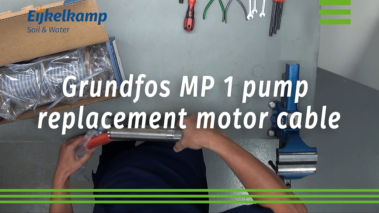 Grundfos Mp 1 Pump Replacement Motor Cable