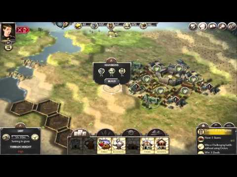 Total War Battles: Kingdom | How To Build The Perfect Castle Town & 25 Hf4hs