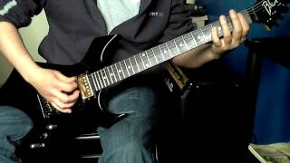 Slayer - Read Between The Lies (Guitar Cover) BC Rich Warlock