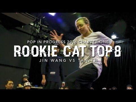 Jin Wang vs Tanith | Rookie Cat Top8 | Pop in Progress 2016: Chapter One | RPProductions