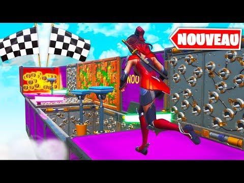 Super Noob Deathrun ! Fortnite Créatif
