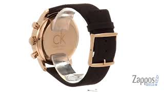 Calvin Klein City Watch - K2G276G3 SKU: 9071326