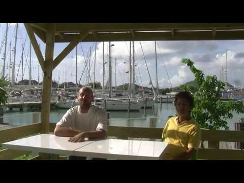 Restaurant Basilico in Jolly Harbor, Antigua West Coast