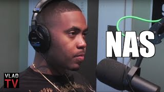 Nas Reveals Conversation w/ 2pac Right Before His Death (2006)