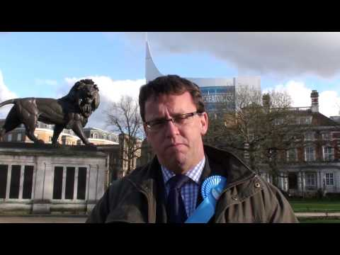 Rob Wilson MP - Election launch interview