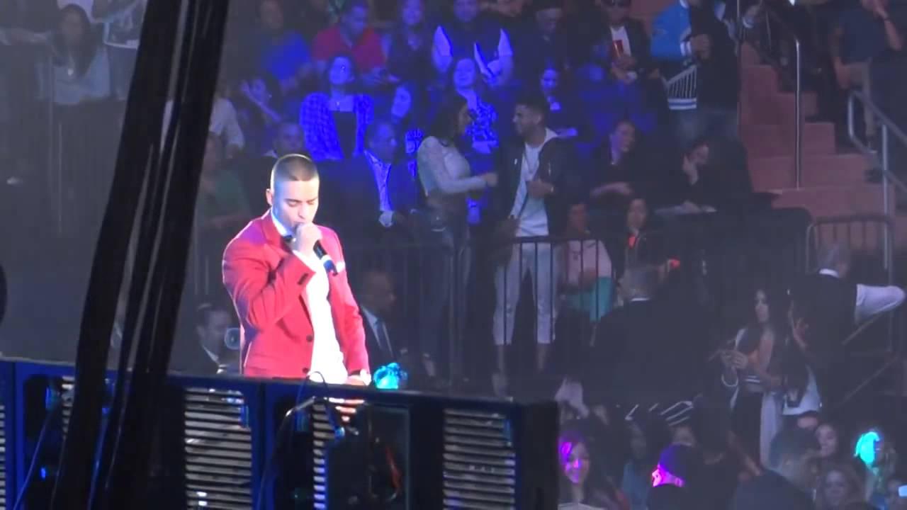 Maluma - La Mega Mezcla 2015   Madison Square Garden