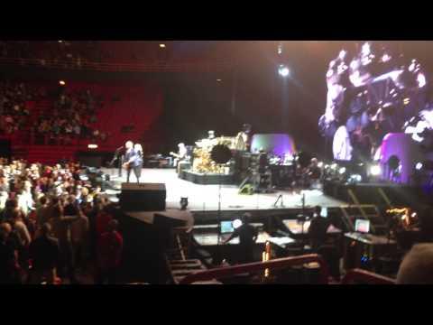 Fleetwood Mac in Globen, Stockholm