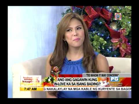 Can a woman make a gay man love her? 'UKG' hosts react