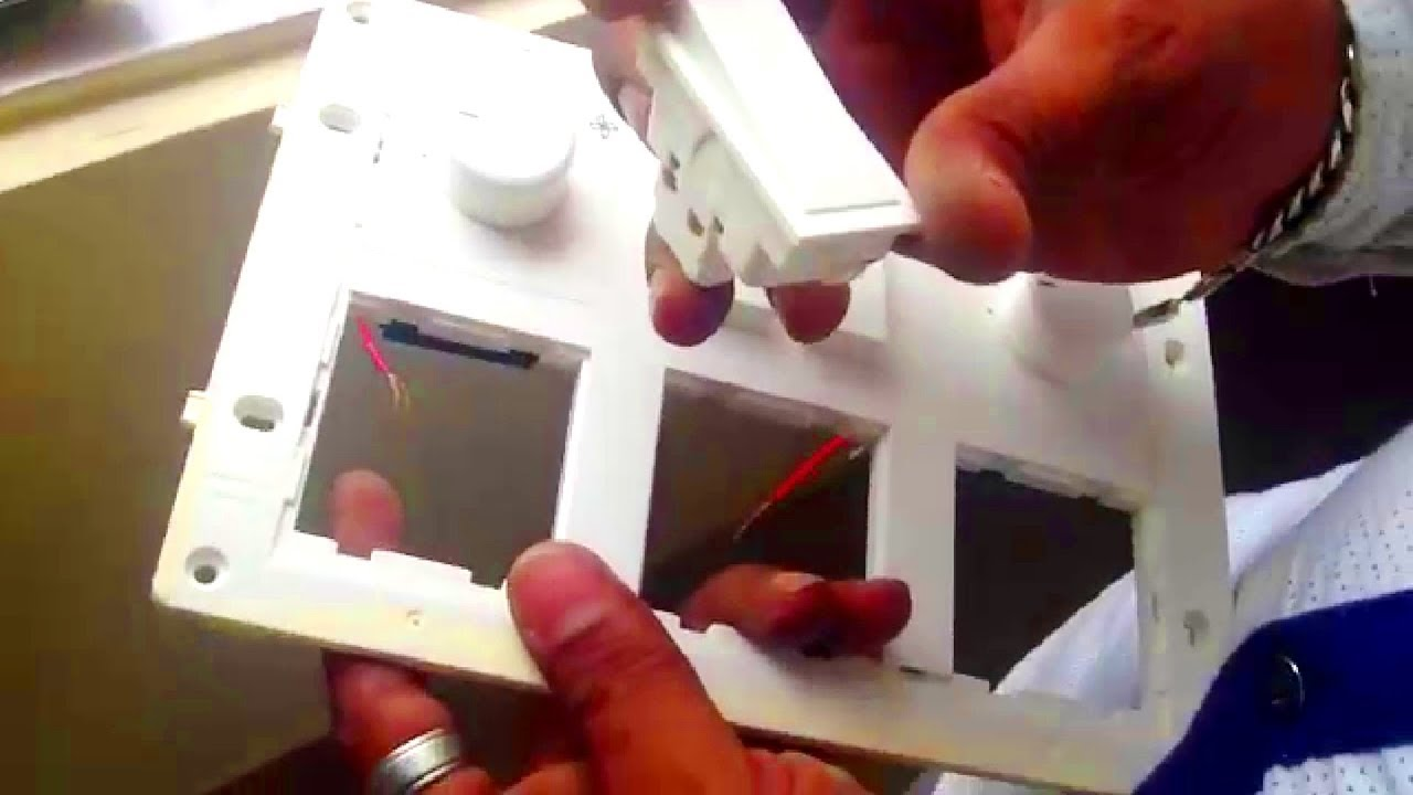 Modelar Board Wiring House In How To Install Electronic Device Circuit Jb Gupta Simple