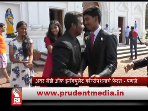 IMMACULATE CONCEPTION FEAST IN PANAJI _Prudent Media Goa