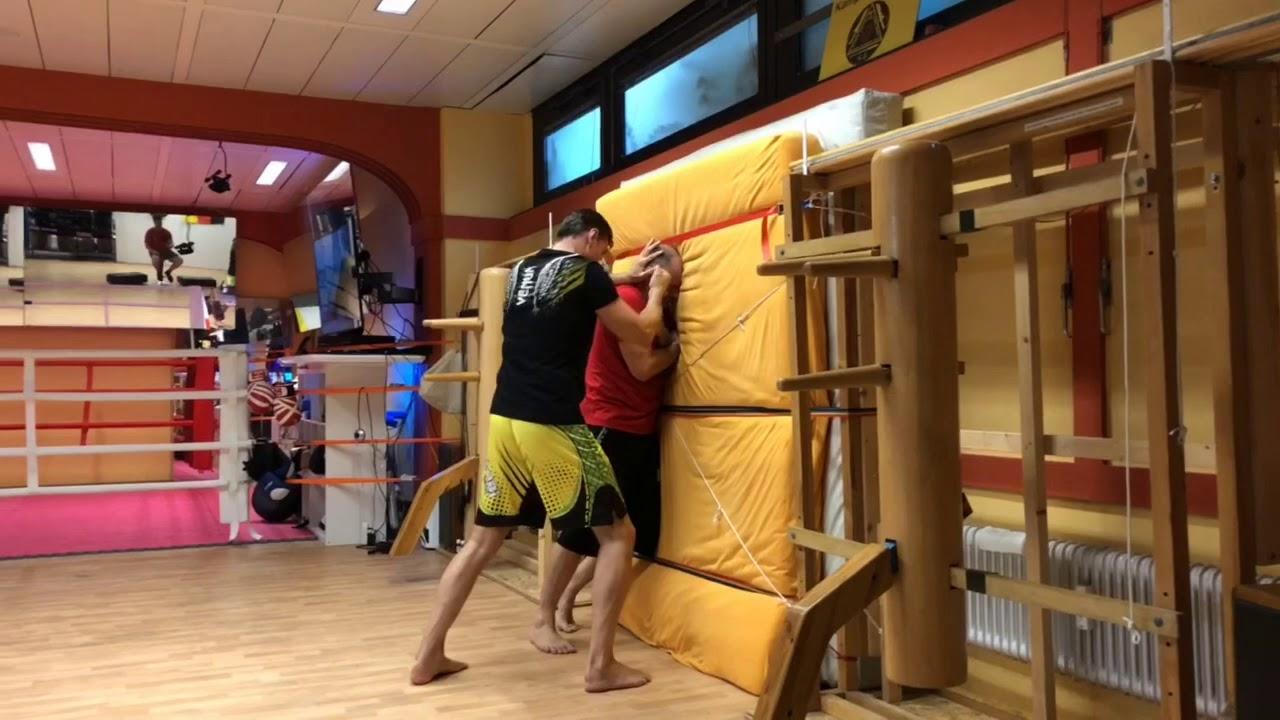 Kampfkunst Martial Arts JKD WingChun Thai-/Boxen