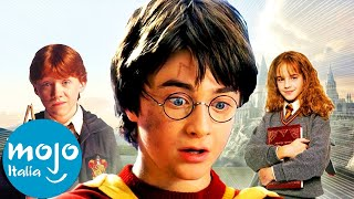 Top 10 CURIOSITÀ che NON SAPEVATE su HARRY POTTER!