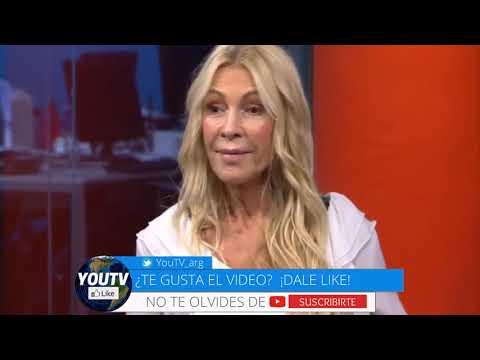 TREMENDA   Cris Morena DESTRUYÓ a la TV Argentina y opinó sobre Thelma   YouTV