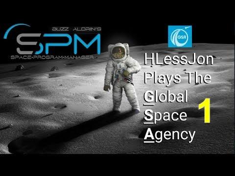 Buzz Aldrin's Space Program Manager GSA 1