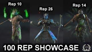 vuclip REPUTATION 100 | Hero Showcase [For Honor]