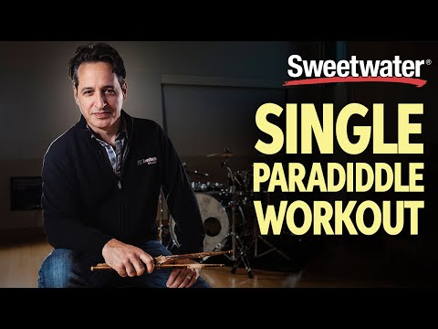 Single Paradiddle Workout with Nick D'Virgilio
