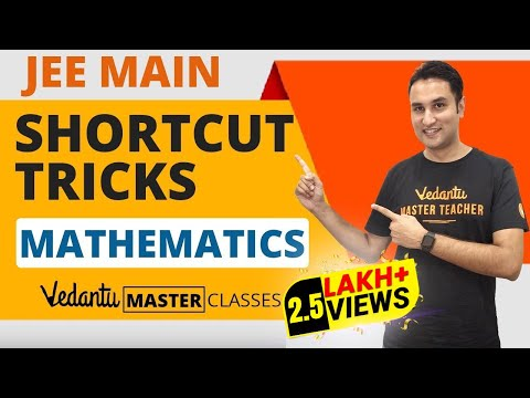 Solve JEE Objective Questions | How to Prepare JEE 2019 | Shortcut Tricks to Crack JEE Main Maths