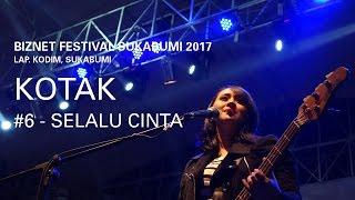 Biznet Festival Sukabumi 2017 Kotak Selalu Cinta