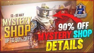 Mystery Shop Full Details | l Got Brokebone Sheriff Bundle | I Got 90% Off In Mystery Shop ?