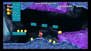 New Super Mario Bros. Wii - RetroGameNinja Plays: New Super Mario Bros. Wii - User video