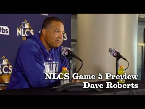 Dave Roberts on Game 5 and Trusting Clayton Kershaw | Los Angeles Times