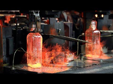 ¿Cómo se hace el vidrio? | IMPACTANTE PROCESO