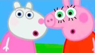 Свинка Пеппа Извинилась перед Сюзи
