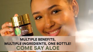 How To Use WOW Skin Science Aloe Vera Multi Vitamin Face Cream