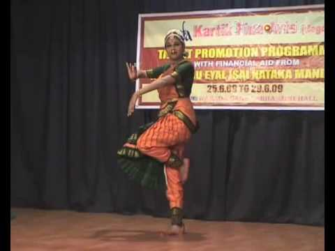 Bharatanatyam by Archana Narayana Murthy - Part 1