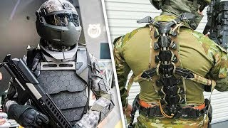 10 Exoskeletons That Give You Super Powers