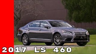 2017 Lexus LS 460 Test Drive and Interior