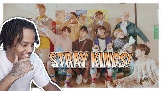 "Reacting To Stray Kids ""Get Cool"" M/V 