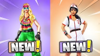 Top 10 NEW SKINS That May be Coming to Fortnite SOON!