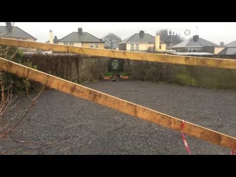 Human remains found near Tuam mother and baby home