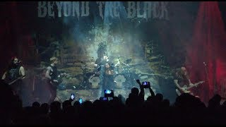 Beyond The Black - Heart Of The Hurricane  (HD) Live at Sentrum Scene,oslo,Norway 23.10.2018