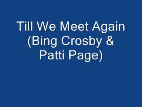 till we meet again lyrics youtube rocket