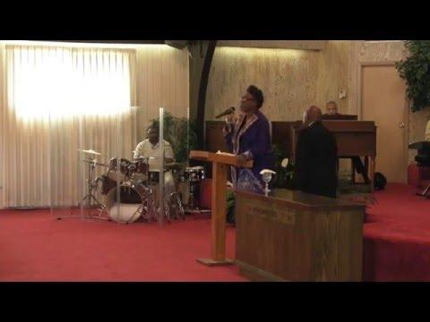 7-26-2015 Sunday Morning Message By Pastor Debra Moore