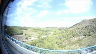 Поезд AVE в Испании