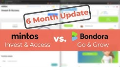 Mintos Invest & Access vs. Bondora Go & Grow after 6 Months | 1.000€ Experiment