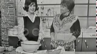Las Recetas de Doña Petrona - Torta claro de luna (chocolate y yogurt)