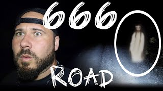Real Life Haunted 666 Road - OmarGoshTV