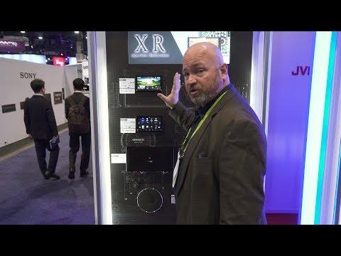 CES 2018: Kenwood 2018 car audio gear   Crutchfield video