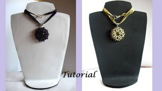 Tutorial Expositor Reversible para Collares en Goma Eva