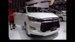 New 2018 MPV Toyota Innova Crysta 2019
