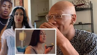 DDG - HOLD UP (OFFICIAL VIDEO) FT. QUEEN NAIJA VIDEO REACTION