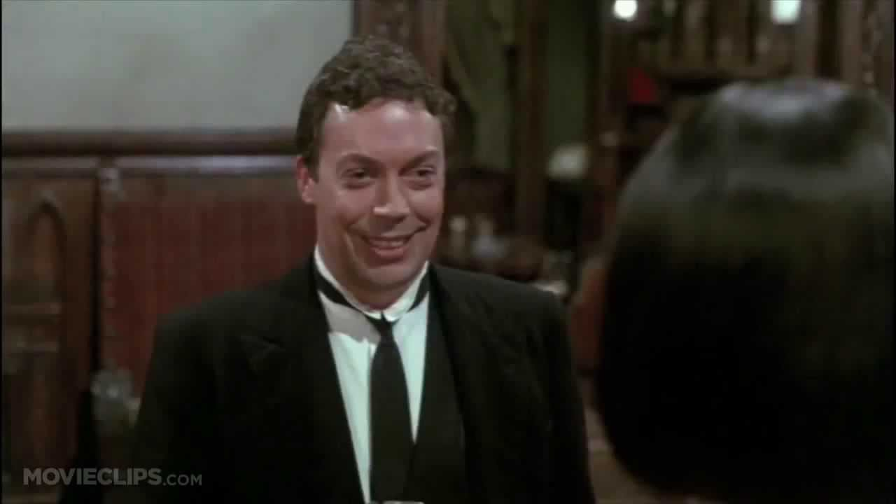 Tim Curry Clue 'Communism was just a red herring' - YouTube