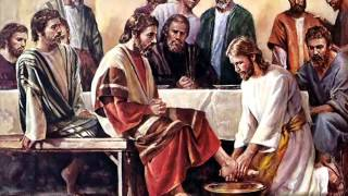 Why Jesus washed disciples' feet by Past...