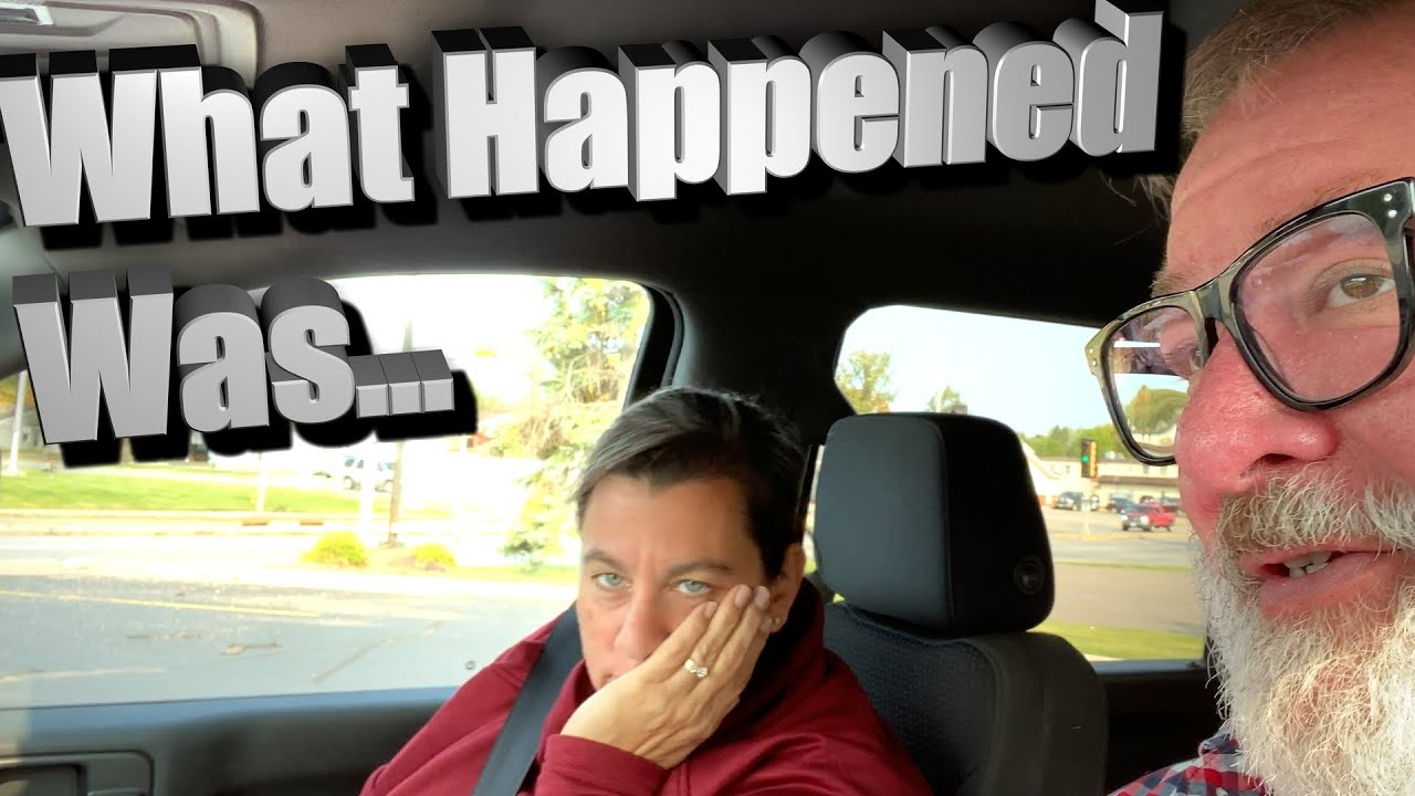 What Happened Was | A Big  Family Homestead VLOG