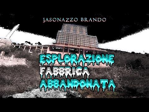 Esplorazione FOLLE FABBRICA abbandonata...