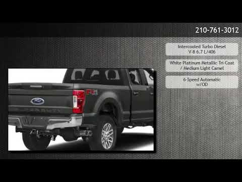 2019 Ford Super Duty F-250 Lariat - San Antonio, TX